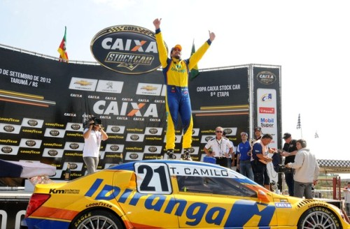Thiago Camilo vence em Tarumã 2012