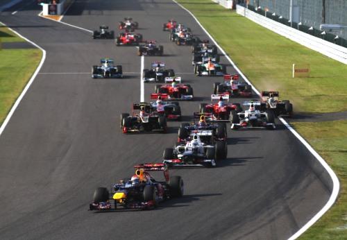 Sebastian Vettel vence GP do Japão 2012
