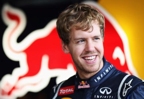 Sebastian Vettel tricampeão na F1
