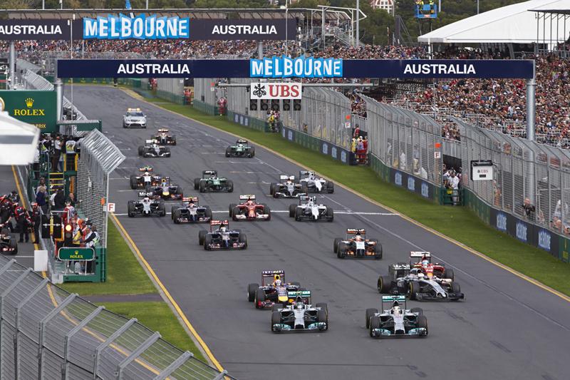 F1 GP Austrália Melbourne 2014