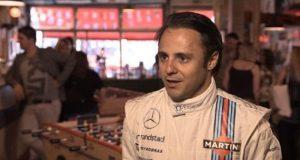 Felipe Massa Aposentadoria