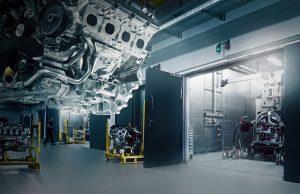 Montagem Motor Mercedes AMG