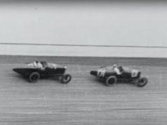 Primeiro acidente em corrida 1919