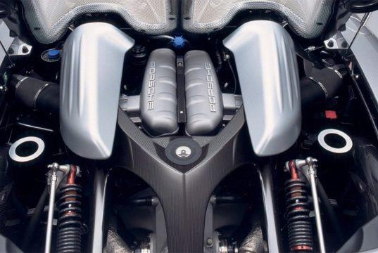 Ronco de motor V10