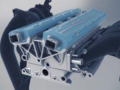 Motor sem comando de válvulas