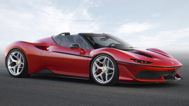 Ferrari J50 Limited Edition