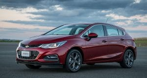 Novo Chevrolet Cruze Sport6