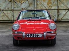Porsche 911 Cabriolet 1964