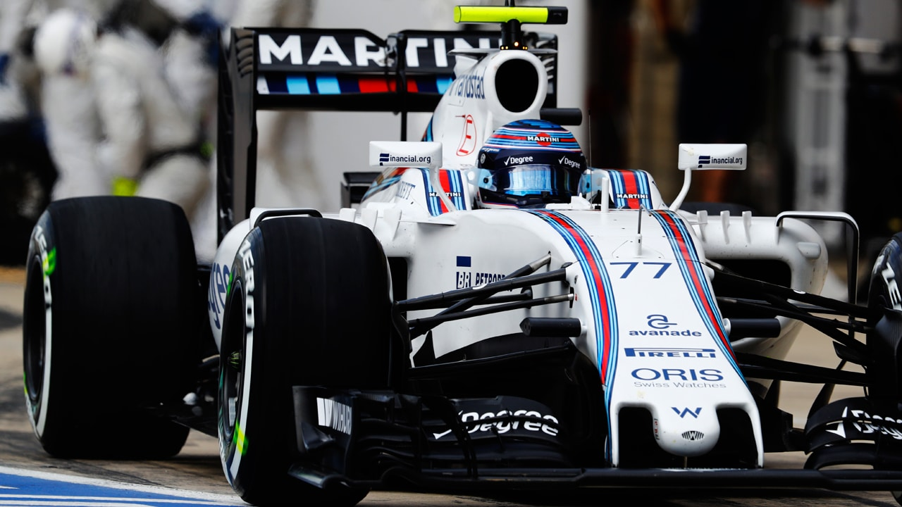 Valtteri Bottas Williams