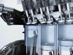 Cálculo para cilindrada do motor