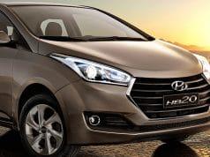 Preços e versões Hyundai HB20