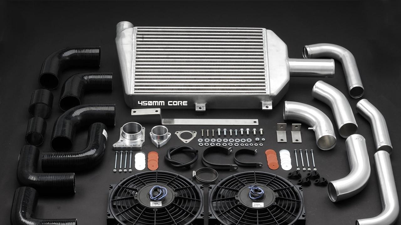 Kit Intercooler