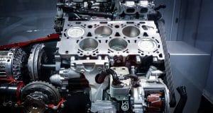 Motor Bentley W12