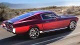 Ford Mustang 1967 Elétrico